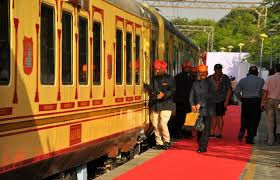 palace on wheels and maharajas express are the two famous luxury