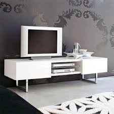 Modern White Tv Table Stand Perfect Ideas Of Tv Stand To Aggress Interior With Satisfaction