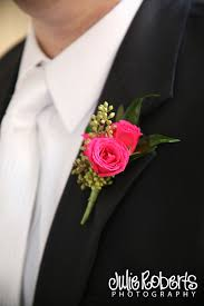 wedding flowers knoxville tn hot pink wedding flowers groom spray roses sweetheart roses