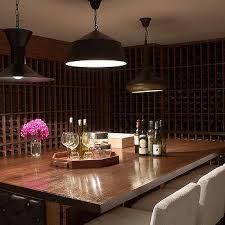 basement bar wine racks design ideas