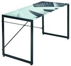 plateau bureau en verre plateau en verre pour bureau 28 images bureau plateau verre