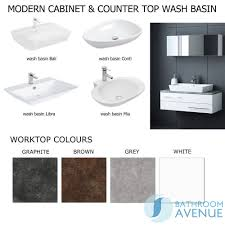 Bathroom Vanity Unit Worktops by Bathroom Store Wash Basins Vanity Furniture Bathroom Avenue
