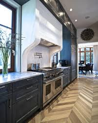 contemporary kitchen with glass and steel wall joel kelly design what hidden gems are in your design