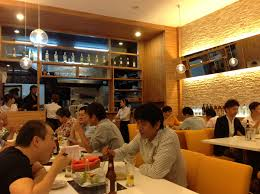 Japanese Inspired House Modern Japanese Inspired Restaurant In Bangkok By Thai Interior