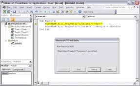getting started with vba in office 2010