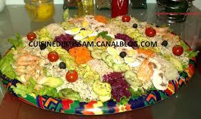 cuisine marocaine brick c est la fete de la salade le maroc dans vos assiettes