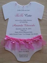 baby girl baby shower invitations tutu invitations for baby shower marialonghi