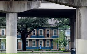Katrina Homes former residents of new orleans u0027s demolished housing projects tell