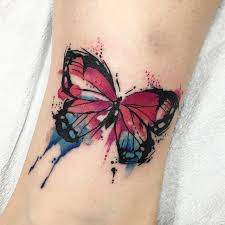 25 extremely cool butterfly watercolor ideas tattoozza