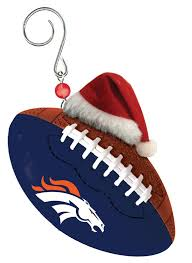 team ornament denver broncos sports fan