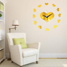 modern diy frameless acrylic mirror wall clocks sticker decor art modern diy frameless acrylic mirror wall clocks sticker decor art intended for the benefits of using