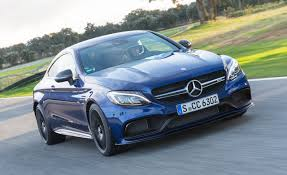 2017 mercedes amg c63 coupe first drive u2013 review u2013 car and driver