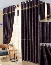 bedroom professional dark purple bedroom curtains suitable