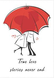 free printable true stories anniversary greeting card