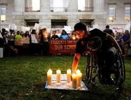 vigil lights catholic church how the catholic church could help lead a gun control movement