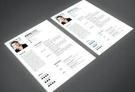 indesign resume template indesign resume template free premium resume templates