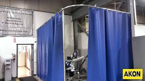 industrial sliding curtains akon u2013 curtain and dividers
