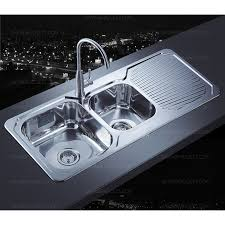 kitchen sinks and faucets designs new design bowl kitchen sink with drainboard 540 99
