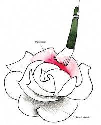 1435 best art watercolor flowers images on pinterest painting
