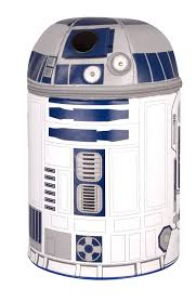 amazon com thermos novelty lunch kit star wars r2d2 with lights