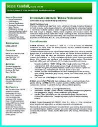Sample Resume Of Interior Designer by Best 25 Architect Resume Ideas On Pinterest Architecture