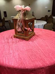 table cloths and specialty linens