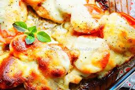 cuisiner des escalopes de poulet escalope de poulet au four facile aux delices du palais