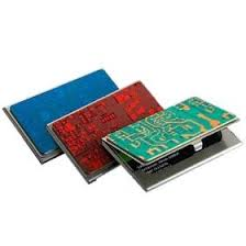 Circuit Board Business Card Recycled Circuitboard Business Card Case