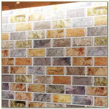 Peel N Stick Backsplash by Peel N Stick Tile Backsplash Tiles Home Decorating Ideas