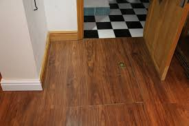 Laminate Flooring Doorway So I Just Moved Into A New Apartment And Made A Big Discovery