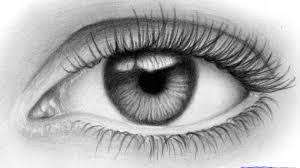 realistic eye sketches how to draw an eye time lapse learn to draw