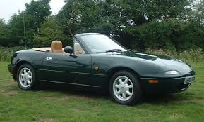 mazda automobile miata eunos mx 5 1st generation automobile pinterest mazda