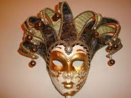jesters mask venetian jester masks hubpages