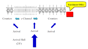 Identity Map E Channel Service For Consular Corps Identity Card Ccic Holders