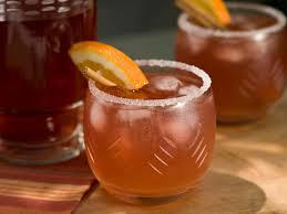 orange derby cocktail from hgtv hgtv