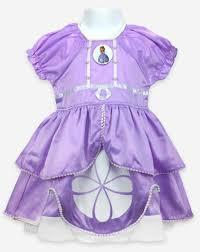 girls minnie princess sofia rapunzel costume dress up party