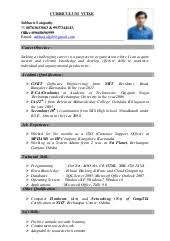 resume format for freshers engineers eceti resume electronics engineer 3years experience