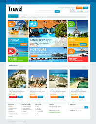 travel agency magento themes