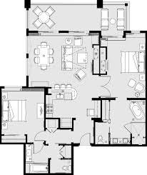 orlando meeting resort floor plans mission inn ski home restaurant