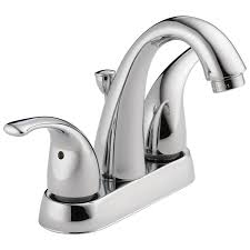 Peerless Kitchen Faucets by P299695lf Two Handle Lavatory Faucet