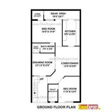 home design for 20x50 plot size house plan for 25 feet by 52 feet plot plot size 144 square yards