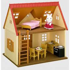 Sylvanian Families Garden Playground Calico Critters Country Tree House Images Best House Design