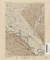 Map Of Sd Iowa Historical Topographic Maps Perry Castañeda Map Collection