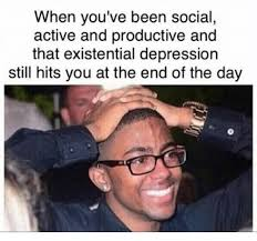 Depression Meme - 22 depression memes for overachieving teens smosh