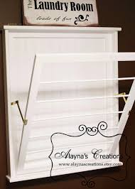 wall mounted drying rack for laundry wall mounted laundry drying rack archives diy home decor and crafts