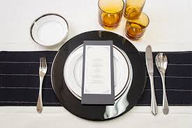 Table Setting Chargers - dress up your table with ivv charger plates noritake australia