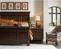 thomasville wheatmore manor panel bedroom set high point