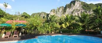green view village resort aonang beach thailand
