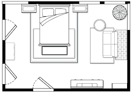 plan furniture layout master bedroom floor plans with measurements plan furniture layout