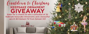 hallmark channel s keepsake ornament giveaway home family